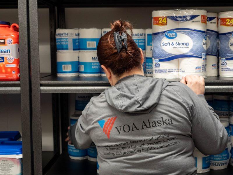Volunteer with VOA Alaska